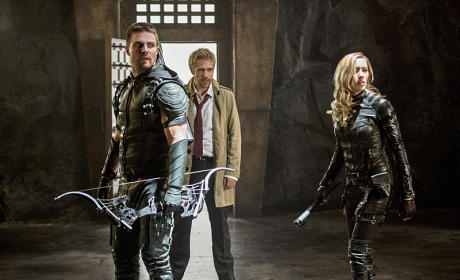 Hark! - Arrow Season 4 Episode 5