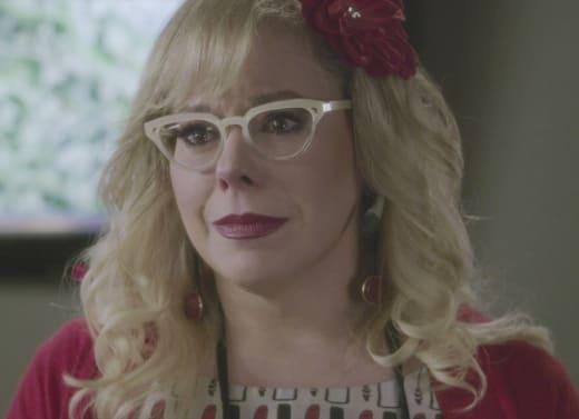 Upset Associate - Criminal Minds Season 12 Episode 17