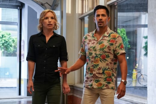 Stopping a Murder - Magnum P.I.