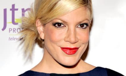 Tori Spelling: Set to Return to 90210!