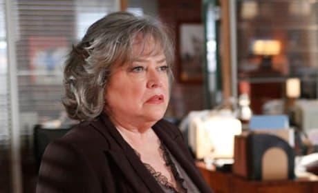 Kathy Bates as Harry