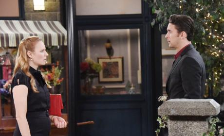 Chad Continues to Love Abigail - Days of Our Lives