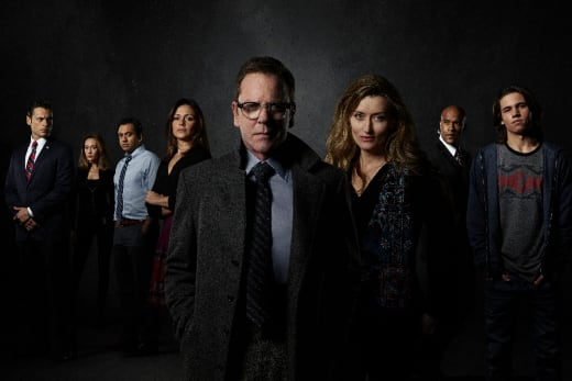 Designated Survivor Cast