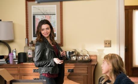 A Sated Amelia - Grey's Anatomy Season 14 Episode 15