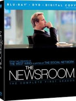 The Newsroom Season DVD-Digital