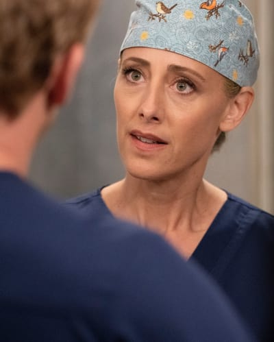Teddy's Confession - Grey's Anatomy Season 15 Episode 8