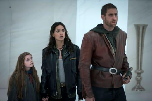 Trio in the North - Emerald City Season 1 Episode 7