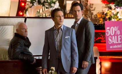 Franklin & Bash Season 4 Episode 10 Review: Red or Black