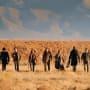 The Team Arrives to Fight - Midnight, Texas Season 1 Episode 10