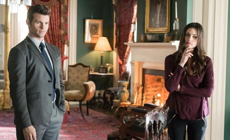 Elijah and Hayley Photo - The Originals Season 2 Episode 17