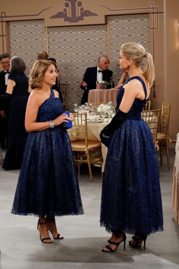 Corky at the Awards - Murphy Brown Season 11 Episode 7
