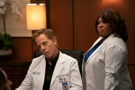 Chief of Chiefs  - Grey's Anatomy Season 16 Episode 13