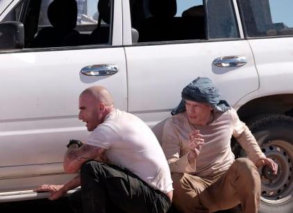 Watch Prison Break Season 5 Episode 6 Online