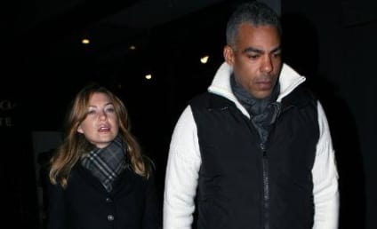 Ellen Pompeo, Eric Dane Enjoy a Double Date