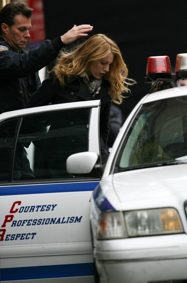 Serena Arrested!