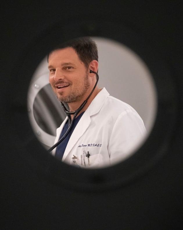 His Last Case?  - Grey's Anatomy Season 15 Episode 25