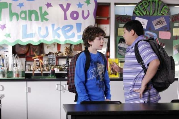 Luke & Manny Argue