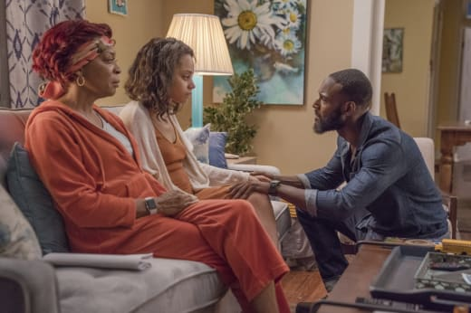 Coming Together For Darla - Queen Sugar