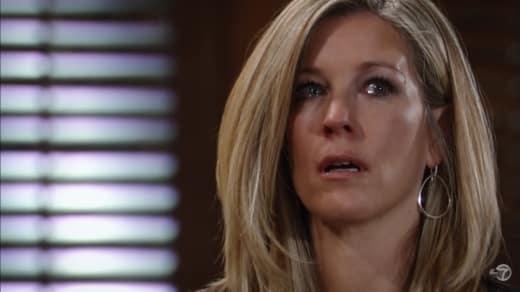 Carly Tells Rita — General Hospital