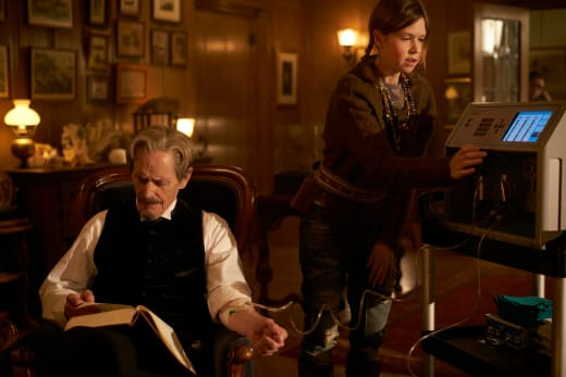 Westmorland — Orphan Black Season 5 Episode 4