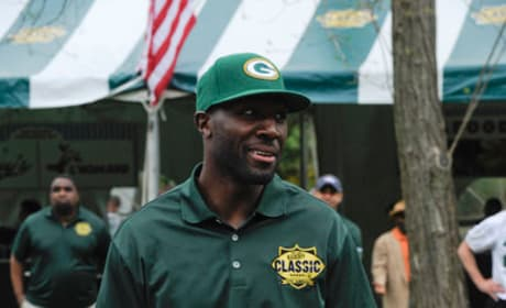 Greg Jennings on Royal Pains