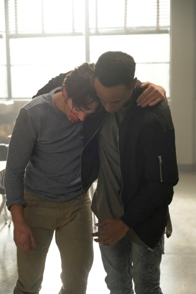 Mason and Liam - Teen Wolf Season 6 Episode 14