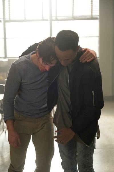 Mason and Liam - Teen Wolf Season 6 Episode 14