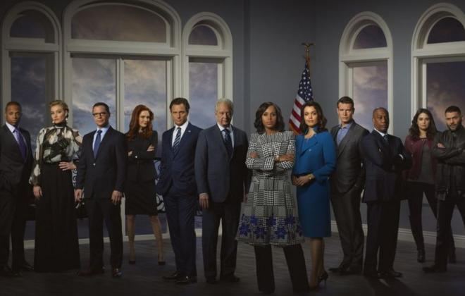 Scandal SHOCKER: Shonda and Company Say Goodbye to...