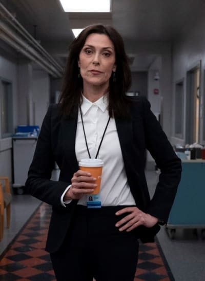Queen of Mean  - tall  - New Amsterdam Season 4 Episode 4
