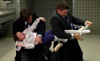 Supernatural Picture Preview: The Dangers of Dance