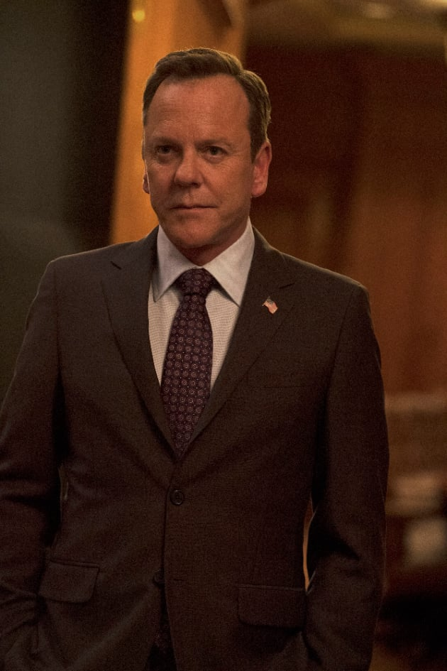 Kirkman at the Summit - Designated Survivor Season 1 Episode 20