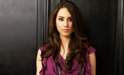 Pretty Little Liars Star Reveals She Spoiled the Show's Ending