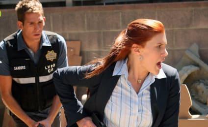 CSI First Look: Katee Sackhoff as Frankie Reed