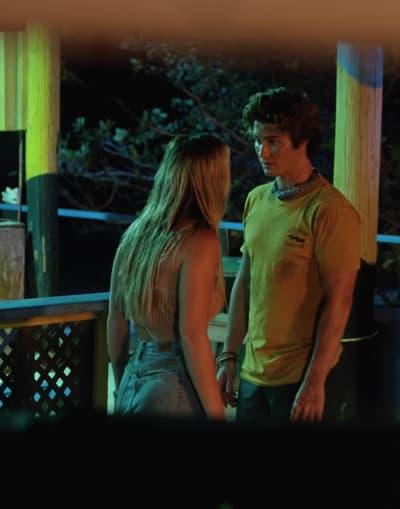 An Argument - Outer Banks Season 2 Episode 2
