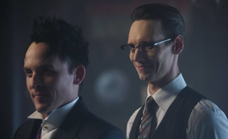 Proud Partner - Gotham Season 3 Episode 7