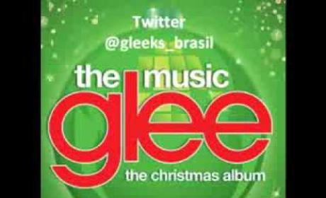 Glee Christmas Album Preview