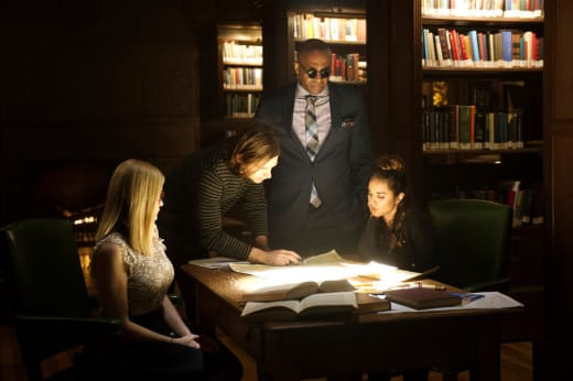 Dean Supervision  - The Magicians Season 2 Episode 2