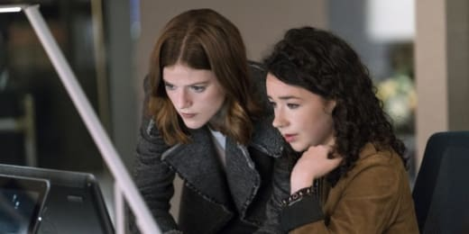 Maia and Marisa on Twitter - The Good Fight Season 1 Episode 4