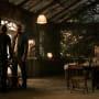 Wednesday as Observer - American Gods Season 2 Episode 7