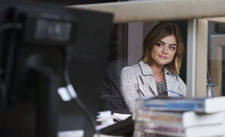 Aria, 5 Years Later - Pretty Little Liars