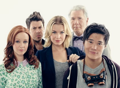 Watch The Librarians Season 1 Episode 1 Online