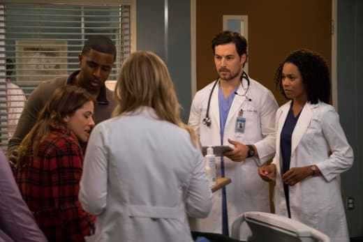 Greys Anatomy Season 14 Episode 22 Review Fight For Your Mind Tv