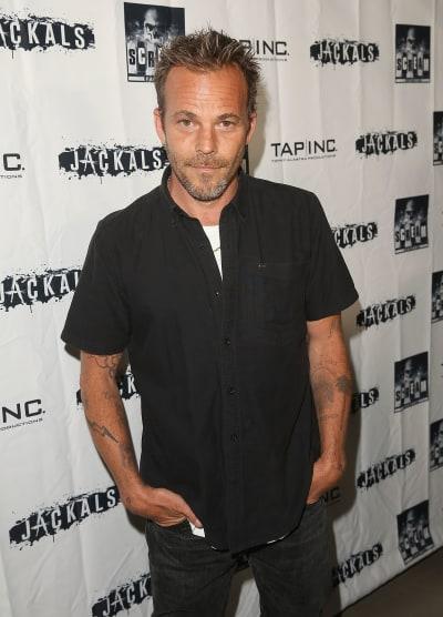 Stephen Dorff Attends Event