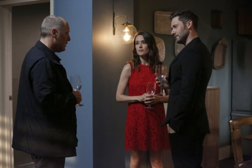 Party of Three - The Blacklist Season 5 Episode 2