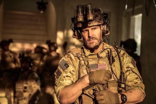 Tensions Run High - SEAL Team