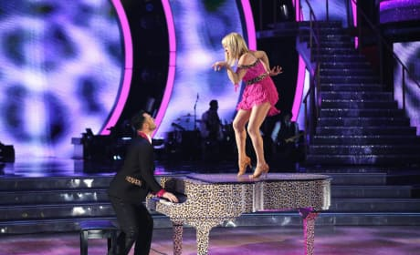 Suzanne and Tony: Jive - Dancing With the Stars Season 20 Episode 2