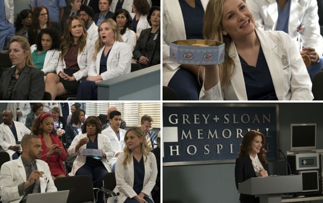 It was that moment when arizona realized greys anatomy s14e20