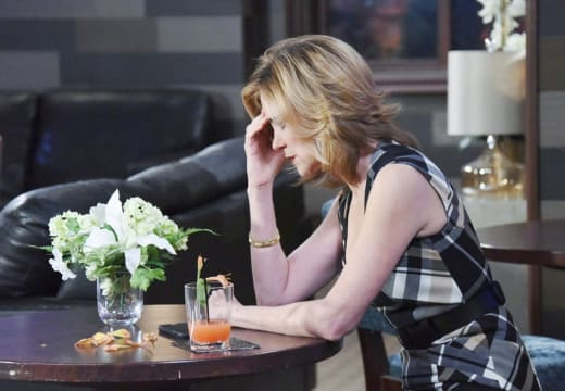 Eve Gets Desperate  - Days of Our Lives