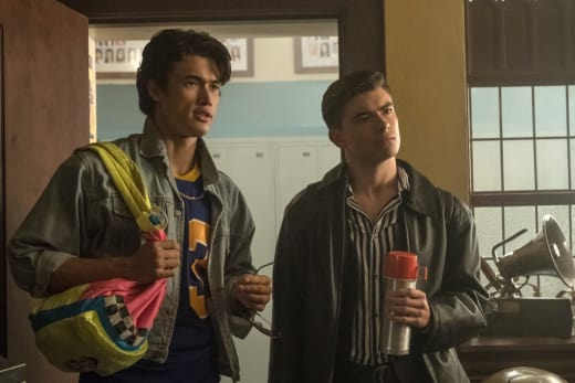 Young Hiram - Riverdale Season 3 Episode 4