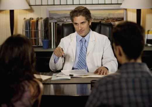 Michael Imperioli on Secret Life